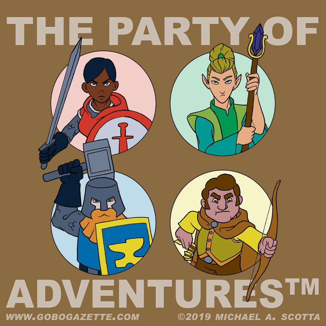 Party of Adventurers