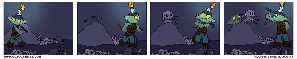 7.09 Spooky Surprise