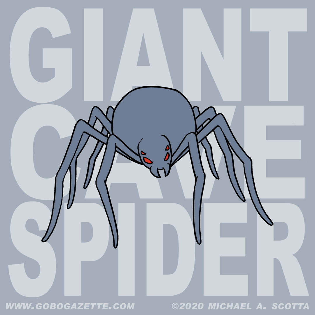 Giant Cave Spider